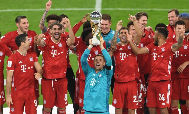 Bayern Munich Crowned the German Super Cup