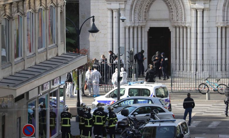Qatar strongly condemns knife attack in French city Nice