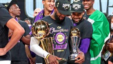 Photo of Lakers return to glory, claim record-tying 17th NBA title