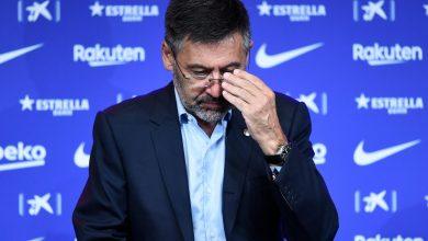 Photo of Barcelona president submits resignation
