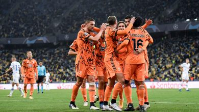 Photo of Juventus Beat Dynamo Kiev in UEFA Champions League