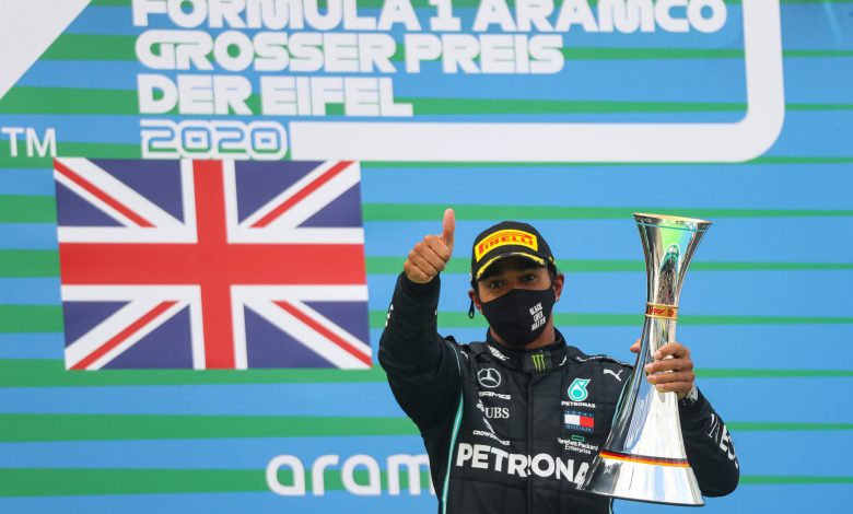 Lewis Hamilton Wins F1 Eifel Grand Prix