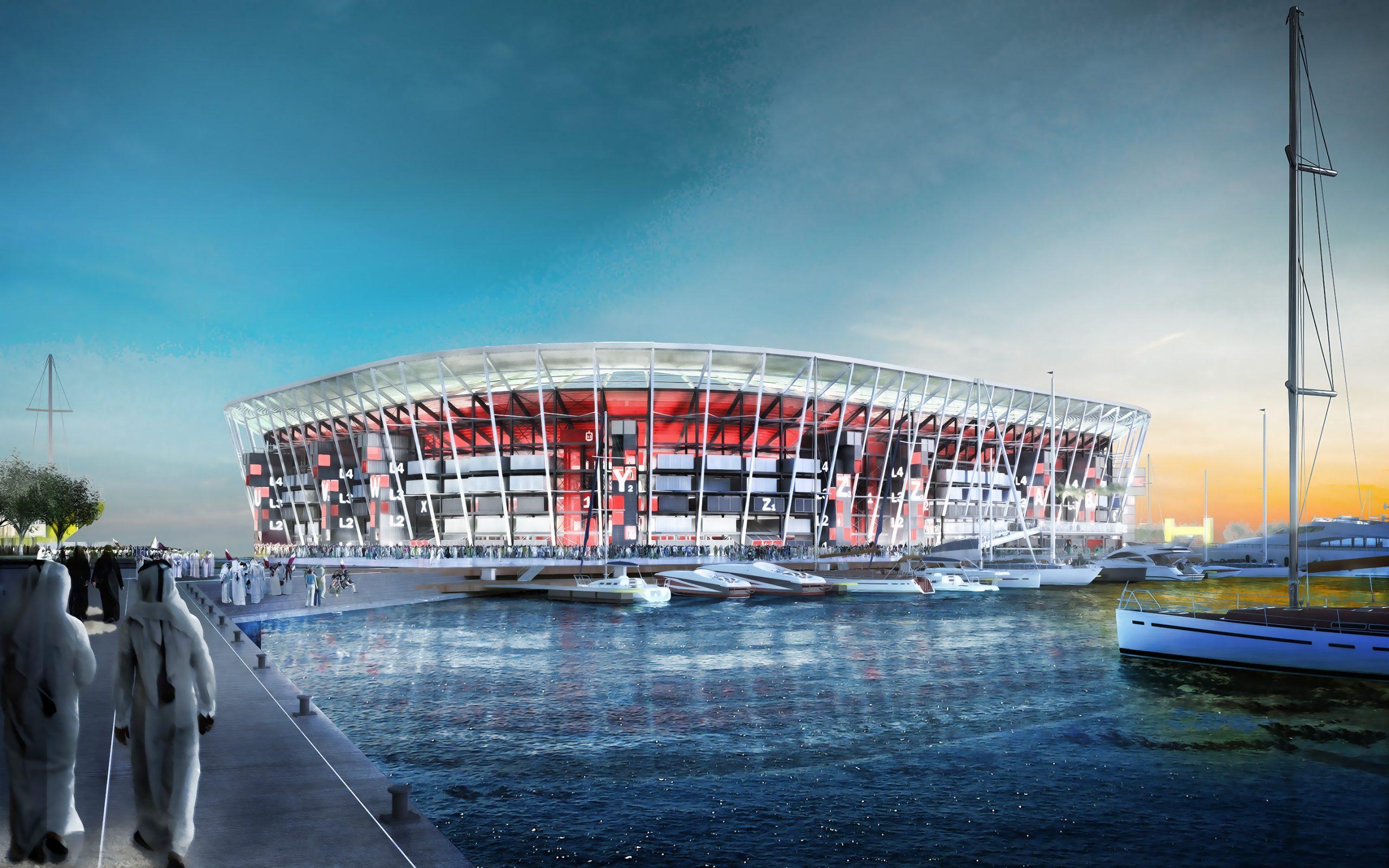 Photo of SC Announces Work Progress in Ras Abu Aboud Stadium