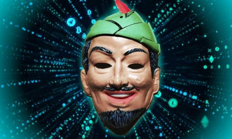 Mysterious 'Robin Hood' hackers donating stolen money