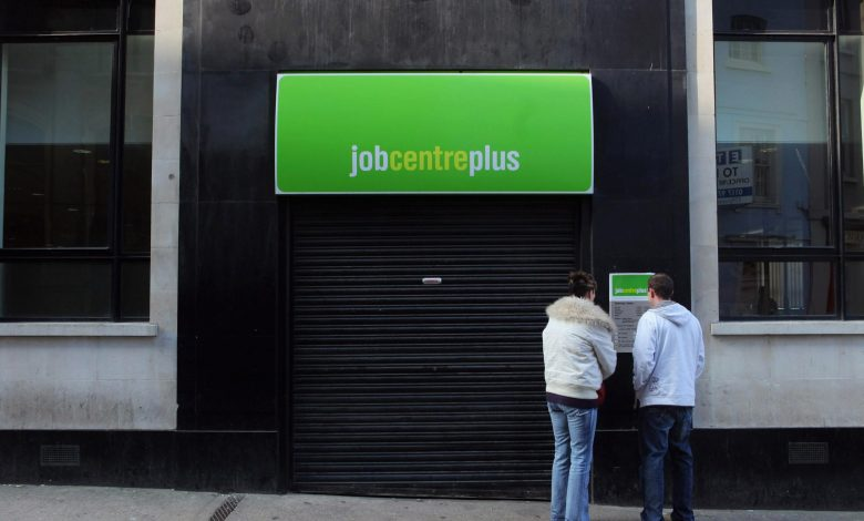 UK Unemployment Rate Hits Highest Level in Three Years