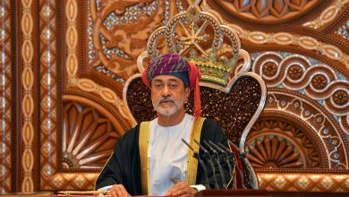 Sultan of Oman Receives Credentials of Qatari Ambassador