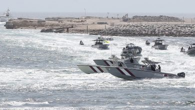 Two Bahraini Boats Stopped in Qatari Waters