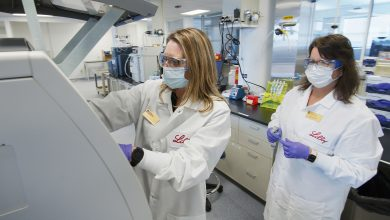 Photo of US To Begin Distributing Regeneron's Covid-19 Antibody Therapy