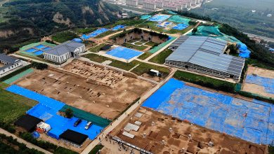 Photo of Chinese archaeologists find 5,000-year-old jade processing base