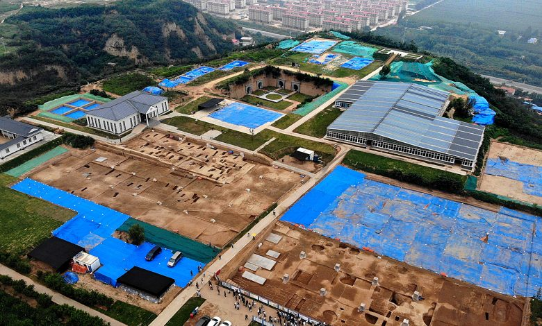 Chinese archaeologists find 5,000-year-old jade processing base