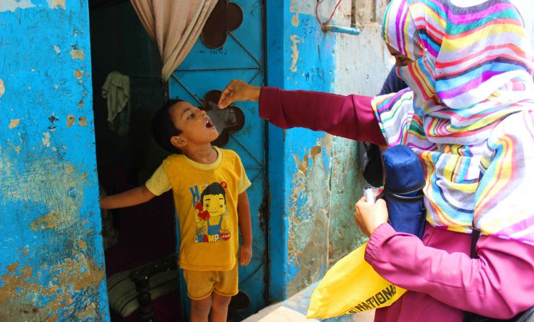 UNICEF, WHO Call for Action to Avert Measles, Polio Epidemics