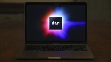 Photo of Apple unveils its first microprocessor for Mac computers