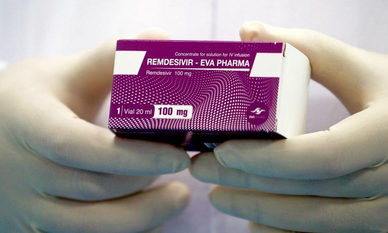WHO warns against using Remdesivir to treat Covid-19
