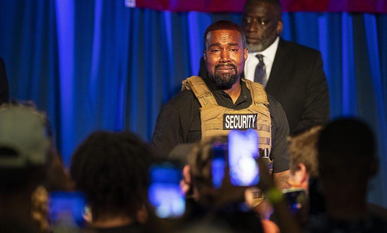 Kanye West Notches Some 60,000 Votes