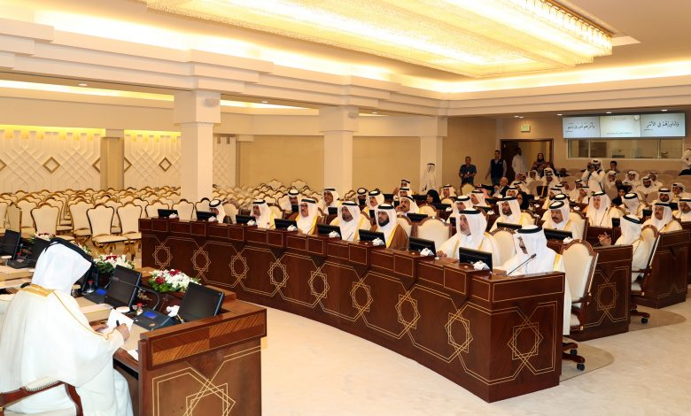 Internal and External Affairs Committee Studies Decree Law Regulating Entry, Exit and Residency of Expatriates