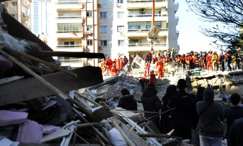 Death toll in Turkey from earthquake rises to 114