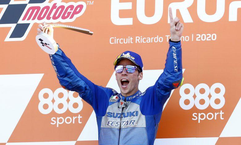 Joan Mir Wins MotoGP World Championship