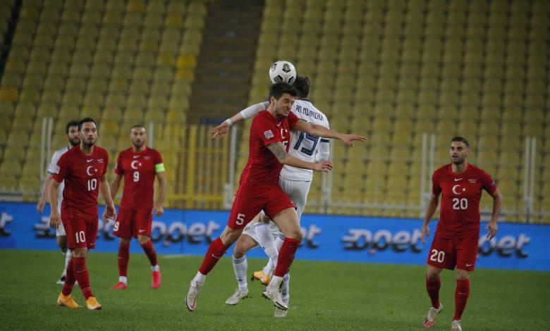 UEFA Nations League: Turkey defeats Russia