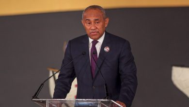 Photo of CAF President Banned for Five Years by FIFA