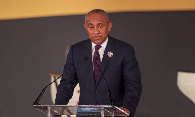 CAF President Banned for Five Years by FIFA