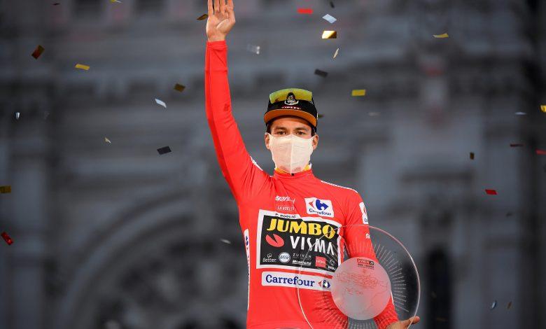 Slovenian Roglic Wins Vuelta a Espana for Second Successive Year