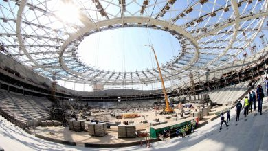 Two Years to Go .. Milestones Continue to Be Reached at Qatar 2022 Stadium Sites