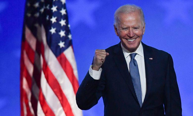 US Media: Joe Biden, the 46th President of the United States