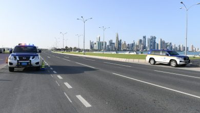Completion of Roads Leading to Some Sports and Service Facilities in Doha