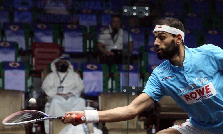 El Shorbagy Qualifies for Qatar Classic Round of 16