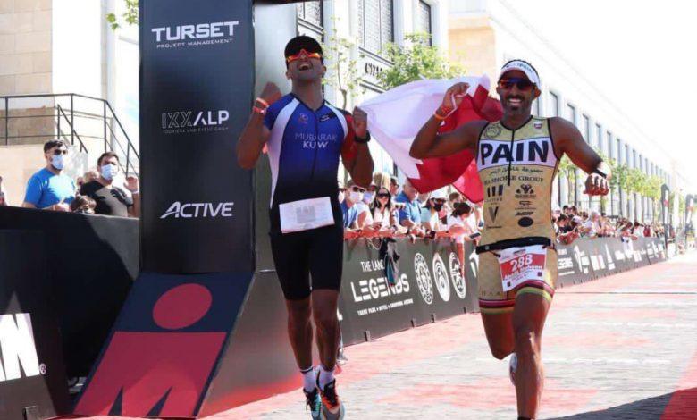 A Qatari victory in the Iron Man contest in Turkey
