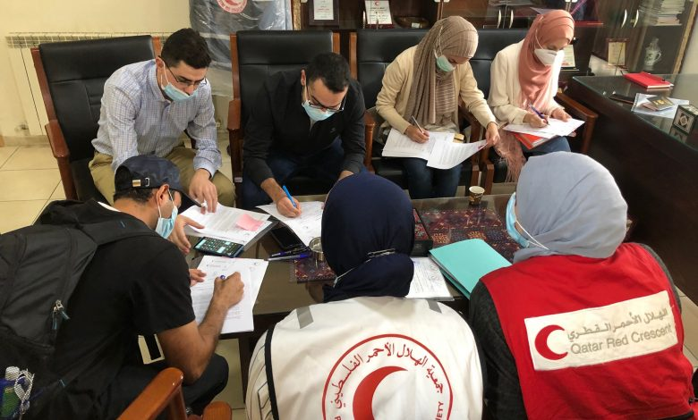 QRCS Announces 9th Batch of Amiri Medical Scholarship Program for Palestinian Doctors