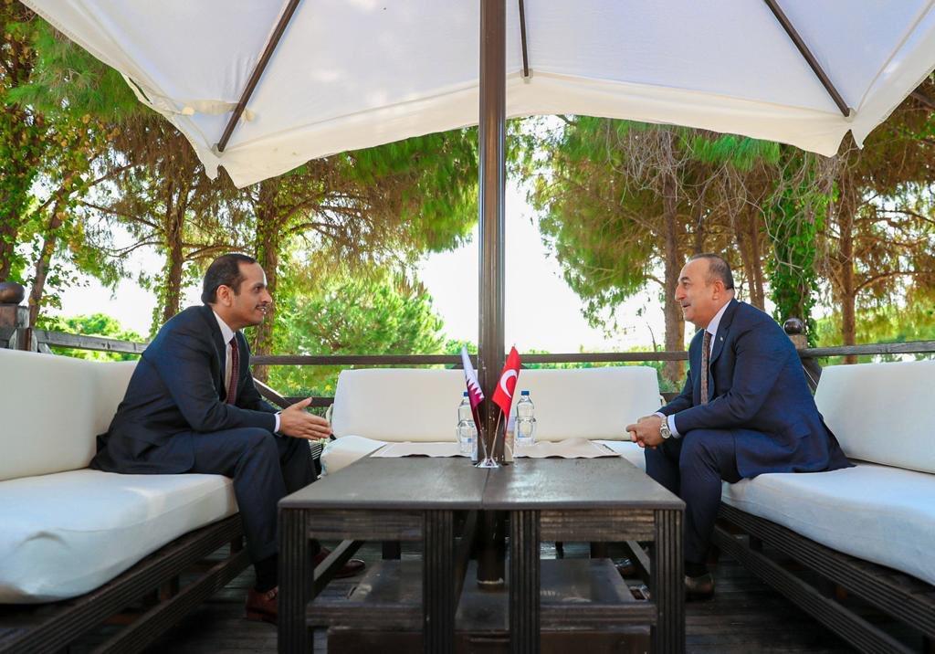 Qatar-Turkey Supreme Strategic Committee meeting begins in Istanbul
