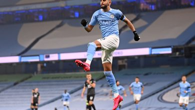 Photo of Mahrez hat-trick as Man City thrash Burnley 5-0 yet again