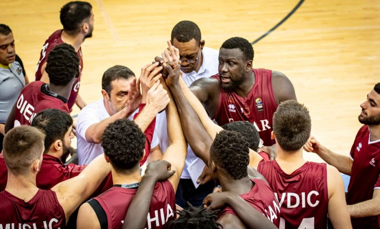 Qatar Beat Syria in Asia Basketball Cup Qualifiers