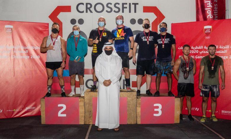 Sheikh Joaan Crowns Winners of QOC Multi Games - Challenge 2020