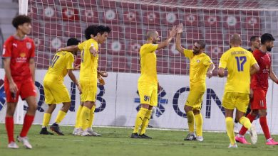 QNB Stars League: Al Gharafa Beats Al Duhail 3-0