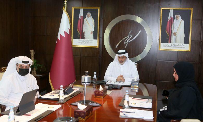 Qatar Participates in GCC Heads of Civil Retirement, Social Insurance Agencies