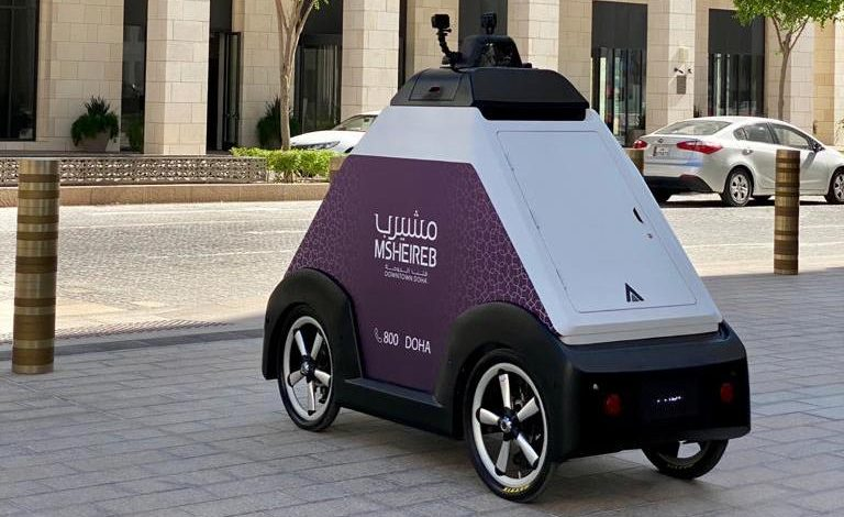 Msheireb Properties to adopt 'autonomous vehicle' concept