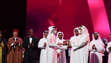 Photo of The sweetest national melodies are sung on the Qatari Song Night