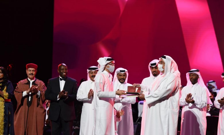 The sweetest national melodies are sung on the Qatari Song Night