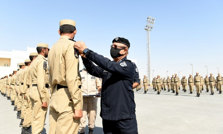 Police College Celebrates Decoration of Students of Thunderbolt Commandos and Diving Courses
