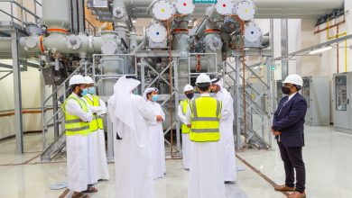 Photo of KAHRAMAA Inaugurates Al Suwaidi Station