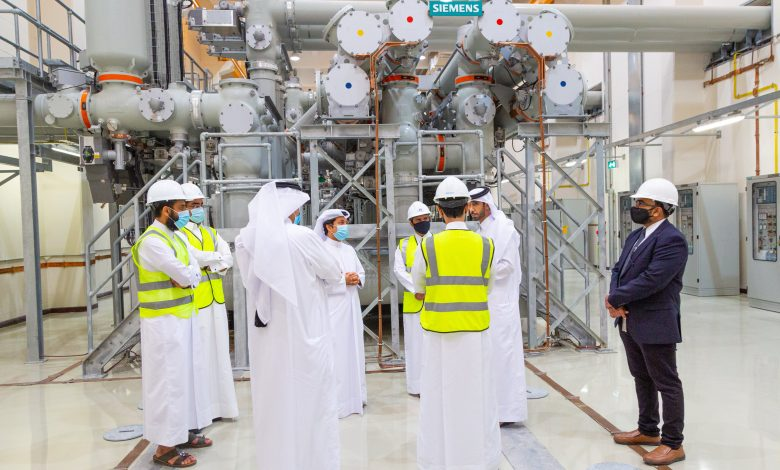 KAHRAMAA Inaugurates Al Suwaidi Station