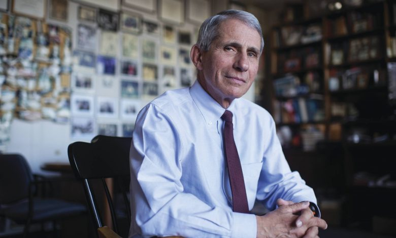 Moderna vaccine results 'stunningly impressive': Dr.Anthony Fauci