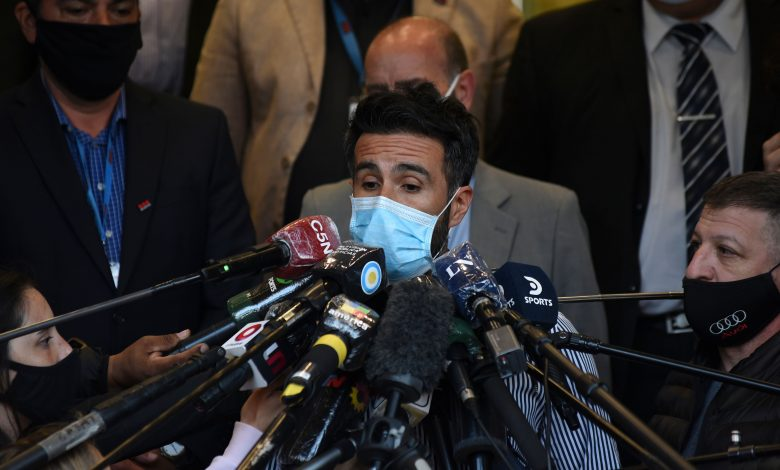 Maradona's doctor probed for involuntary manslaughter