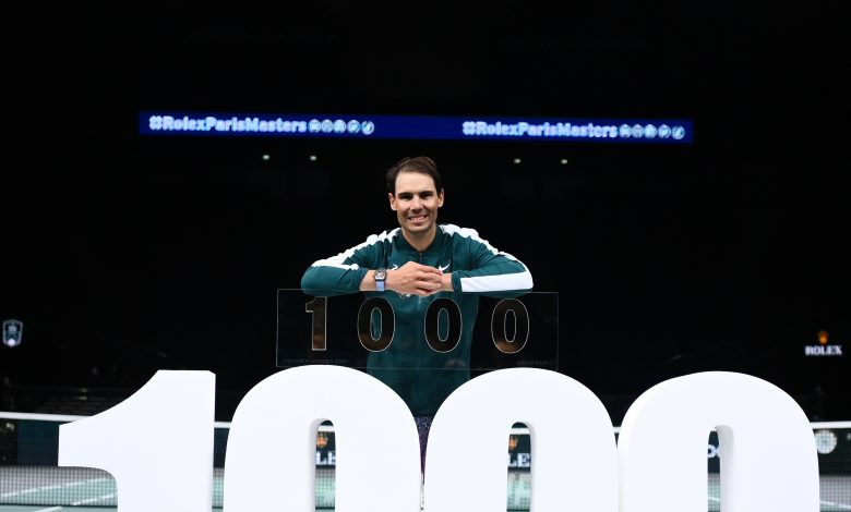 Rafael Nadal: 1000th Win for Spain's Tennis Legend