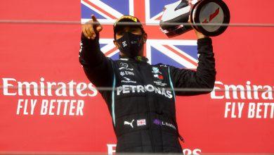 Hamilton Wins Romagna Grand Prix