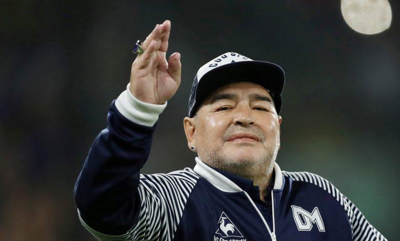 Maradona undergoes brain surgery