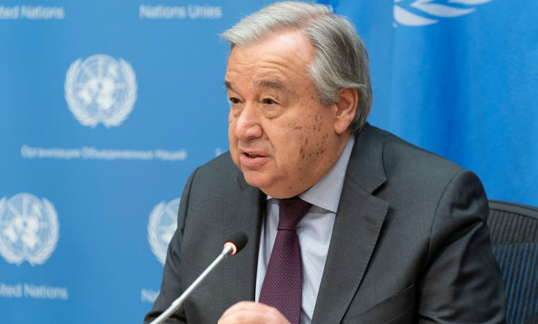 UN chief Welcomes Amir's Announcement on Holding Shura Council Elections