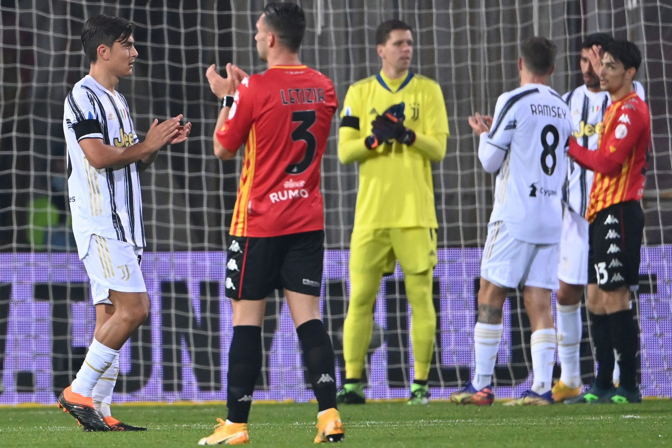 Juventus held to a draw by modest Benevento | What's Goin On Qatar